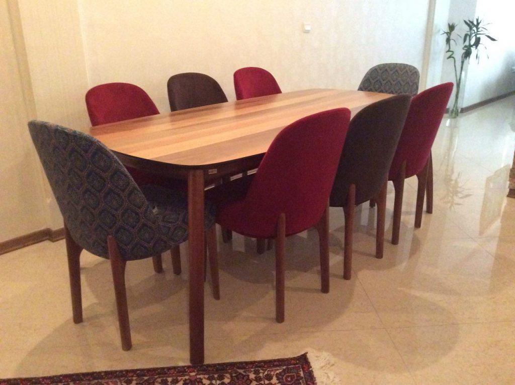 راهنمای خرید میز ناهار خوری چوبی