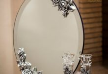 Photo of انواع آینه و شمعدان – ارزان قیمت – شیک و زیبا (آینه و شمعدان عروسی)