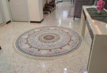 Photo of فرش گرد – با قیمت مناسب – با کیفیت [بهترین فرش گرد – زیبا و کاربردی]